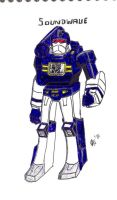 Soundwave by loaves