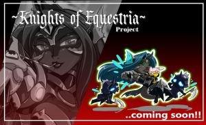 Mlp KNIGHTS OF EQUESTRIA : CHRYSALIS teaser by ShoNuff44