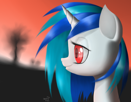 Vinyl Scratch by SY-VS