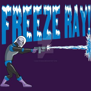 Despicable Freeze (T-Shirt) by MJZ-Studios