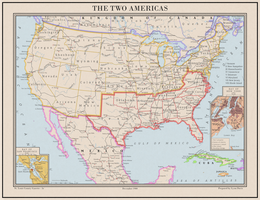 The Two Americas by ToixStory