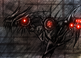 Robot by MutantParasiteX