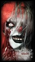 Creepy Smile by MissArtistsoul