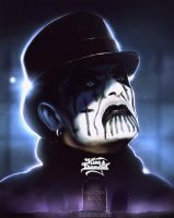 King Diamond by MattiasFahlberg