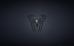 Wallpaper - Spider-Man 3 'Black Suit' Movie Logo by Kalangozilla