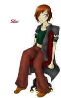 Silas by super-spazz-muffin