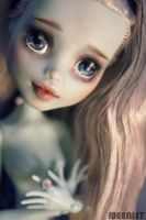 Cecy, a Monster High repaint by meenist