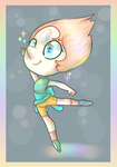 Pearl Chibi by FeatherlyCrow