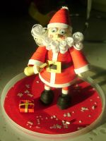Santa Claus is coming to town by PreetK