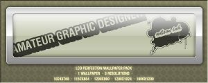 LCD Perfection wallpaper pack by wilsoninc