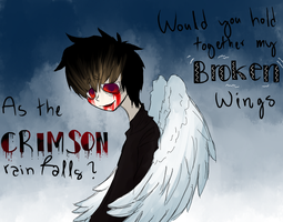 my broken wings by circuszombie