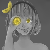 7 Colours Challange - Yellow by wafflerp