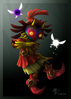Skullkid by VegaColors