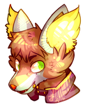 Maxwell Headshot by llama-child