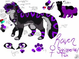 Raven- September 2014 Official Ref. by AgentAnarchy