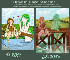 Folkish draw it again by klemthepotato