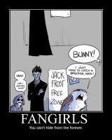 Jack Frost Fangirls by Onikage108