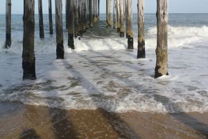 under the pier by taevans