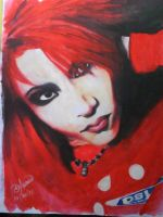 Hide(x japan) by kujinihayashi