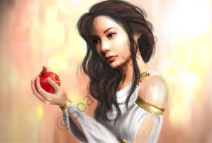Persephone and the Pomegranate