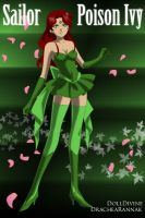 +Injustice Scouts+ Sailor Poison Ivy by phoenixtsukino