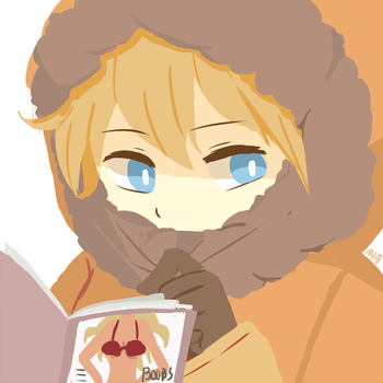 Kenny McCormick Icon || 051416 by Ayachiichan