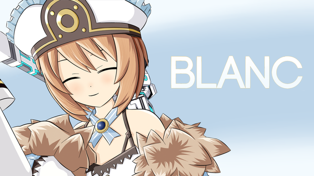 Blanc Background - Happy by TwistedScarlett60