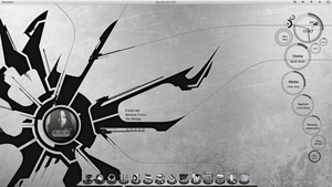 Black-Gray 2 by hslinux