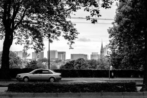 View on the City by RaeymaekersP
