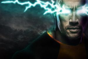 Black Adam by MrTobert