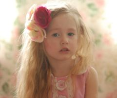 Little girl_1 by anastasiya-landa