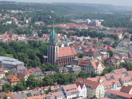 View over Ulm 2 by Arminius1871
