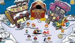 Club Penguin Western Party by Luna4732