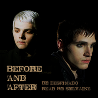 Before And After Cover by thriceandonce