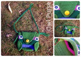 Owl Purse by the-carolyn-michelle
