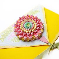 quilling envelope :) Dream by othewhitewizard