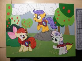 Papercraft - CMC: Amateur Cartographers -- Yay! by JackOfMostTrades