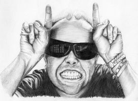 Lars Ulrich by e-maid