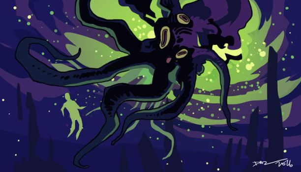 Terror in the Astral Plane by tohdraws