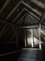 Old attic Stock 1 by Finsternis-stock
