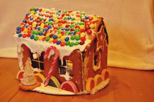Gingerbread House by Irinna7