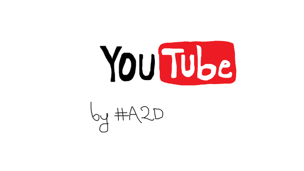 Art of the Day 21 : Logo YouTube by Addict2Draw