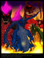 Justas most hated enemies by Justathereptile