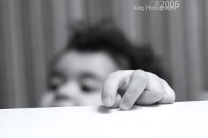 Baby fingers by CKing