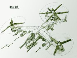 XHA-113 by TheXHS