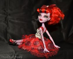Monster High - Operetta by SammehChu