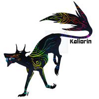 [Cash Adopt] - Kaliorin No. 2 - SOLD by Linkaton