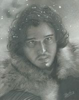 You know nothing Jon Snow... by Ethrendil