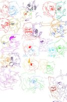 AlL tHe HoMeStUcK LOVE by TaPloAlBoReMiXxz