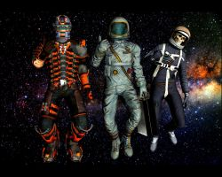 Dead Of Space #8: hitchhikers of the galaxy by TheSovietComrade22